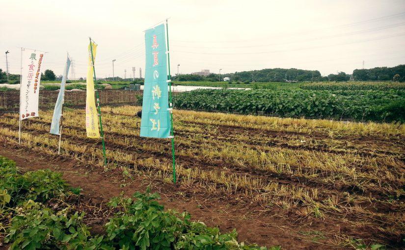 蕎麦打ち&収穫体験のご案内