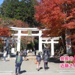 秩父で、紅葉・神社・温泉などなど楽しかったです!
